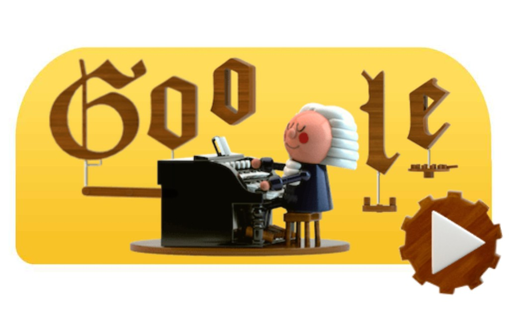 Johann Sebastian Bach Google