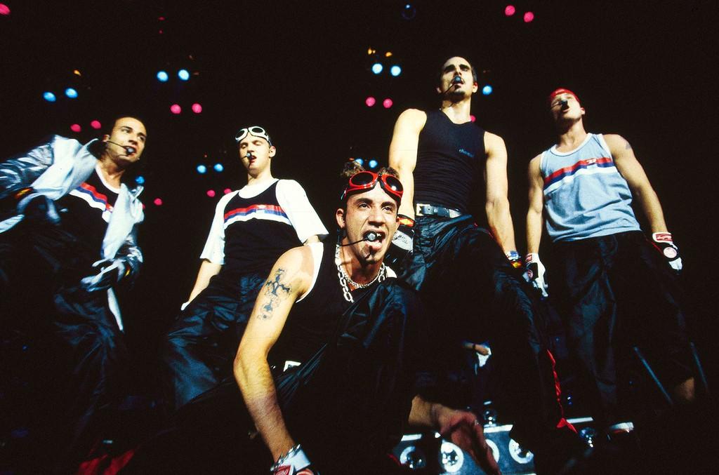 Backstreet Boys, 1998
