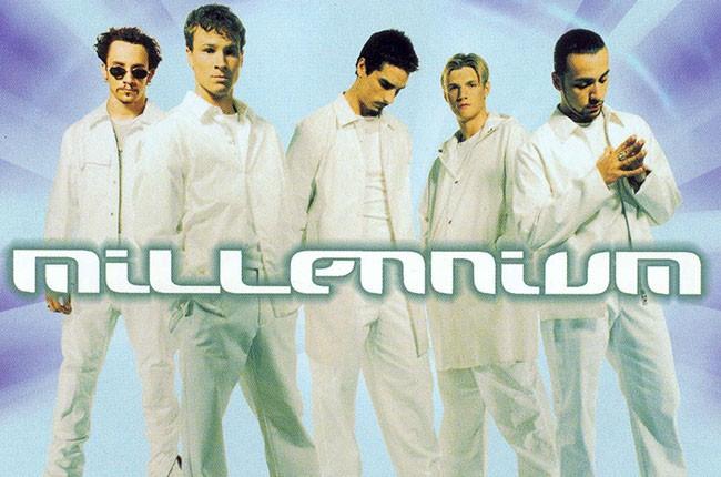 Backstreet Boys, 1999.