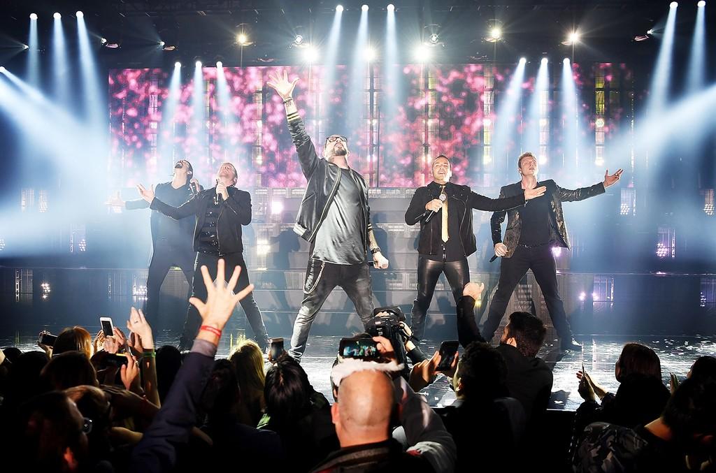 Backstreet Boys in 2016