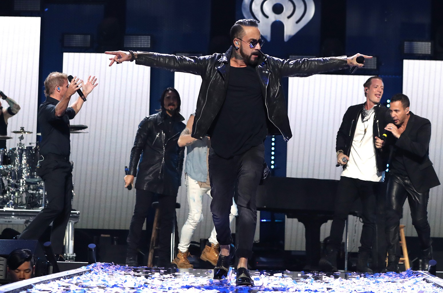 Backstreet Boys and Florida Georgia Line