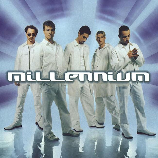 Backstreet Boys, 'Millennium' (1999)