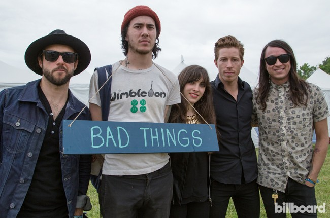 Bad Things at Firefly 2014
