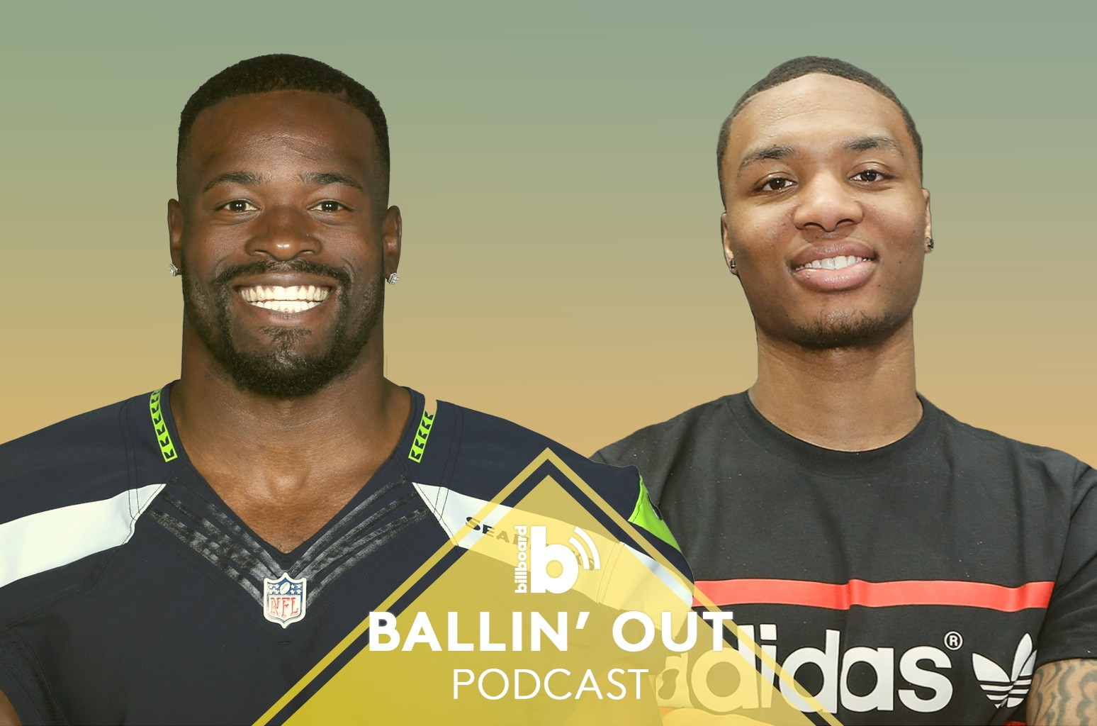 Ballin' Out Podcast featuring: Christine Michael and Damian Lillard