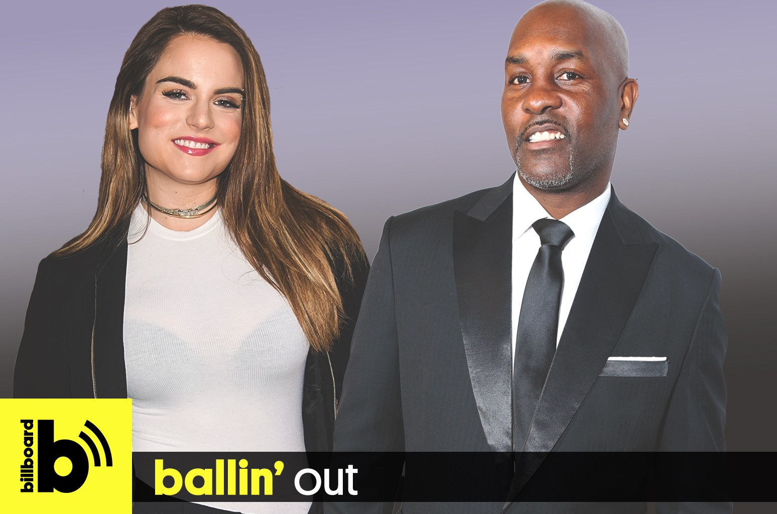 Ballin' Out Podcast featuring:  Jojo and Gary Payton