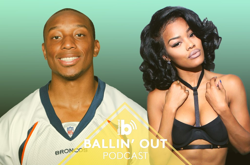 Ballin' Out Podcast featuring: Chris Harris and Teyana Taylor