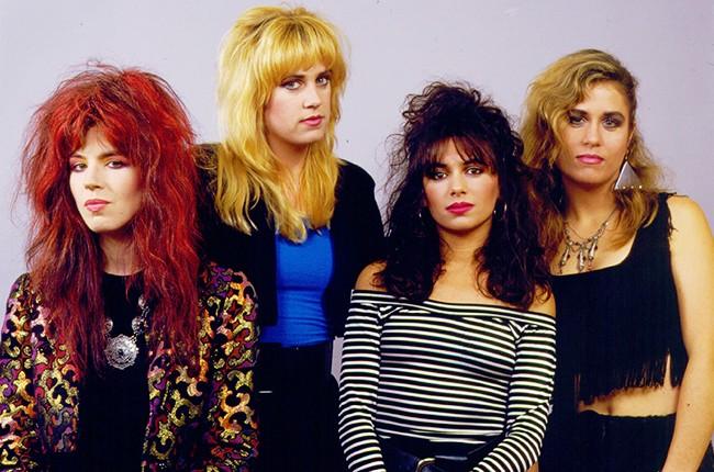The Bangles, 1986