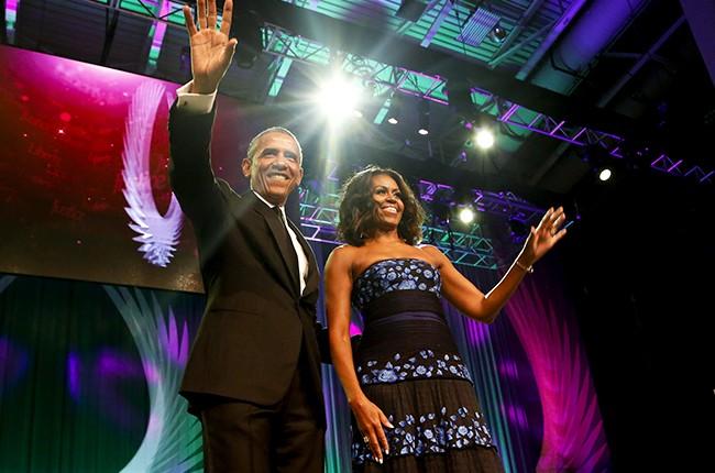 President Barack Obama Michelle Obama