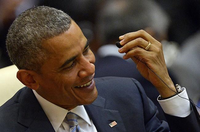 Barack Obama 2014