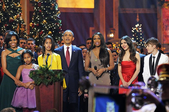 Christmas in Washington, 2011.