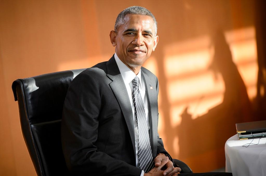 President Barack Obama in 2016
