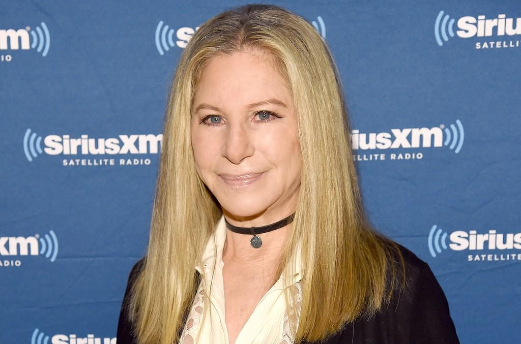 Barbra Streisand attends the  SiriusXM's 'Town Hall'