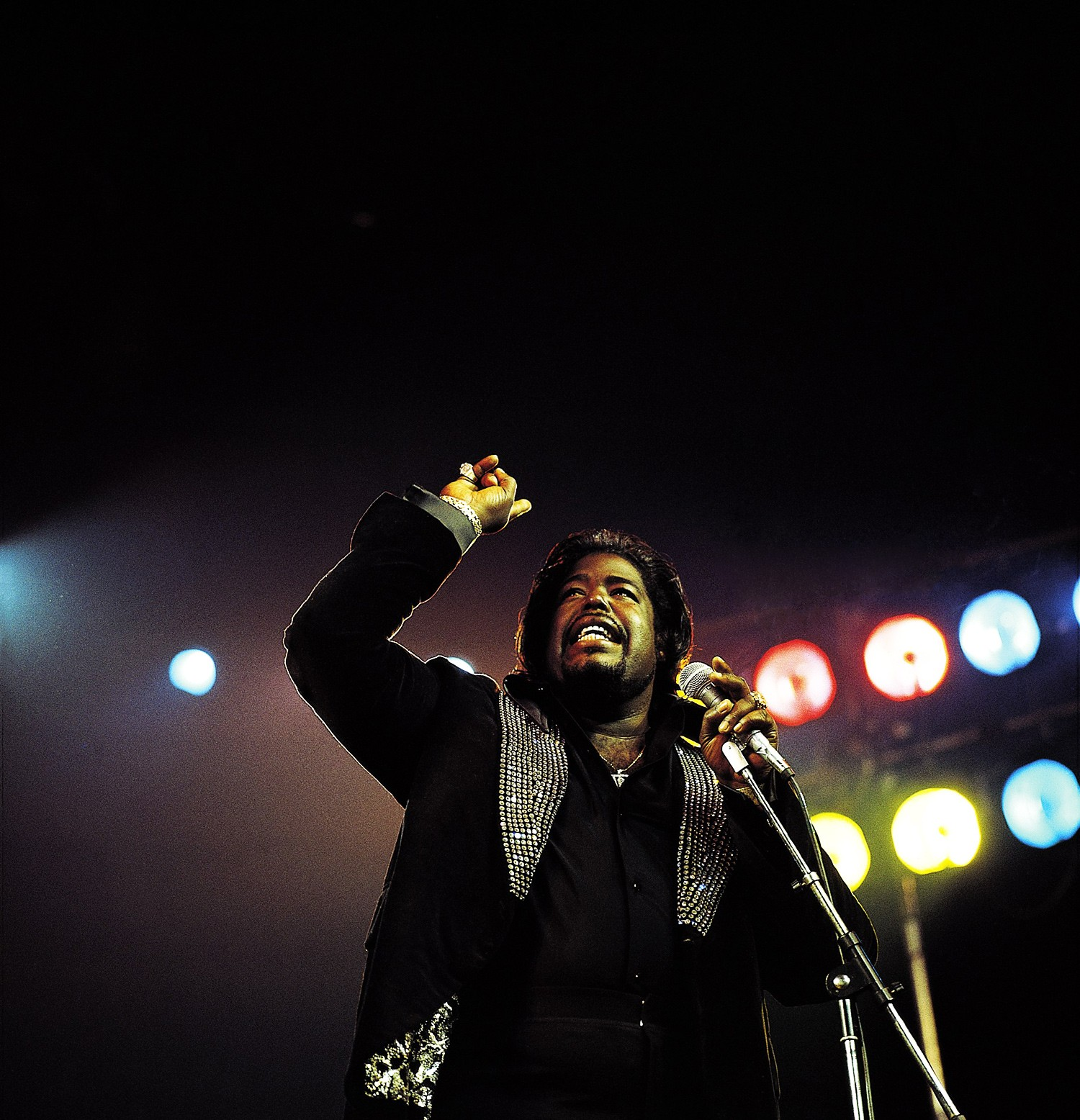 Barry White, 1975