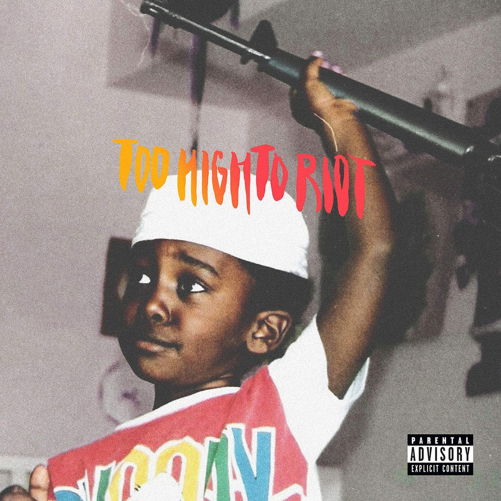 Bas, Too High to Riot
