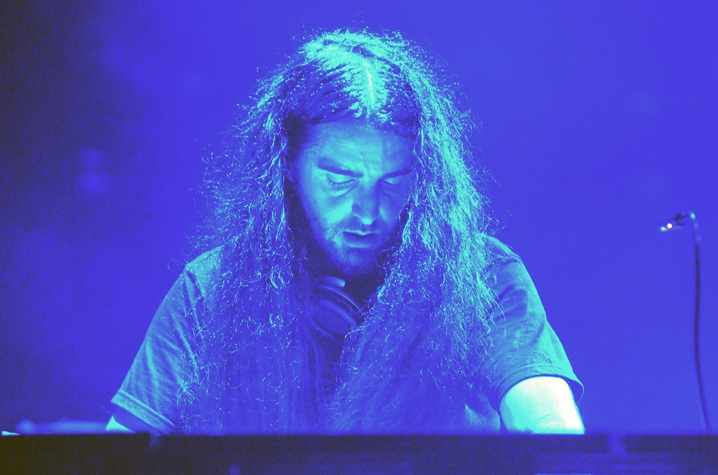 Bassnectar performs at Ultra Music Festival
