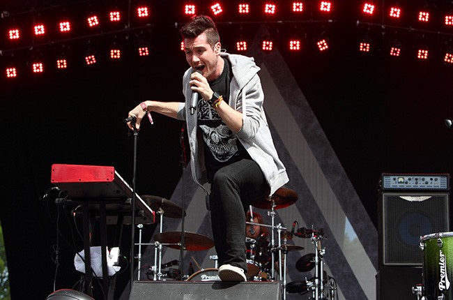 Bastille at Governors Ball 2014