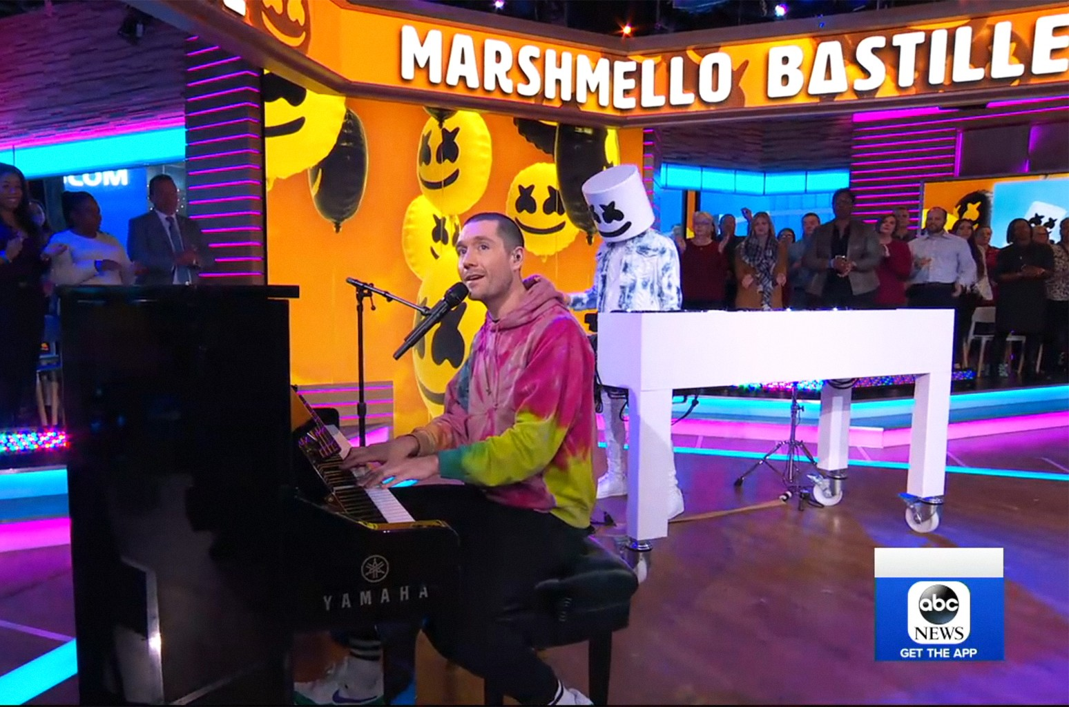 Marshmello and Bastille