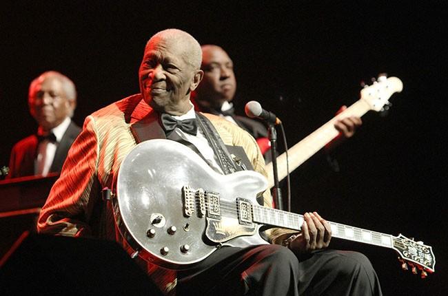 B.B. King at Festival International de Jazz de Montreal 2014