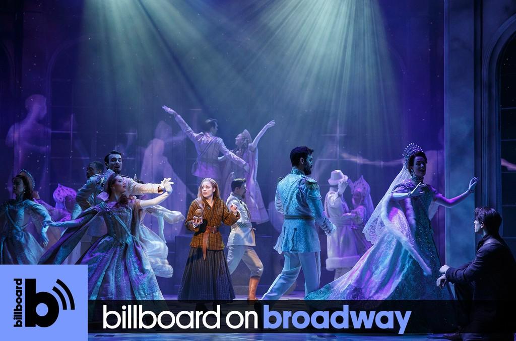 Billboard on Broadway Podcast: Anastasia