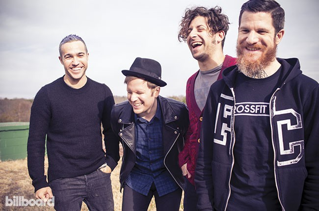 BB02 Fall Out Boy