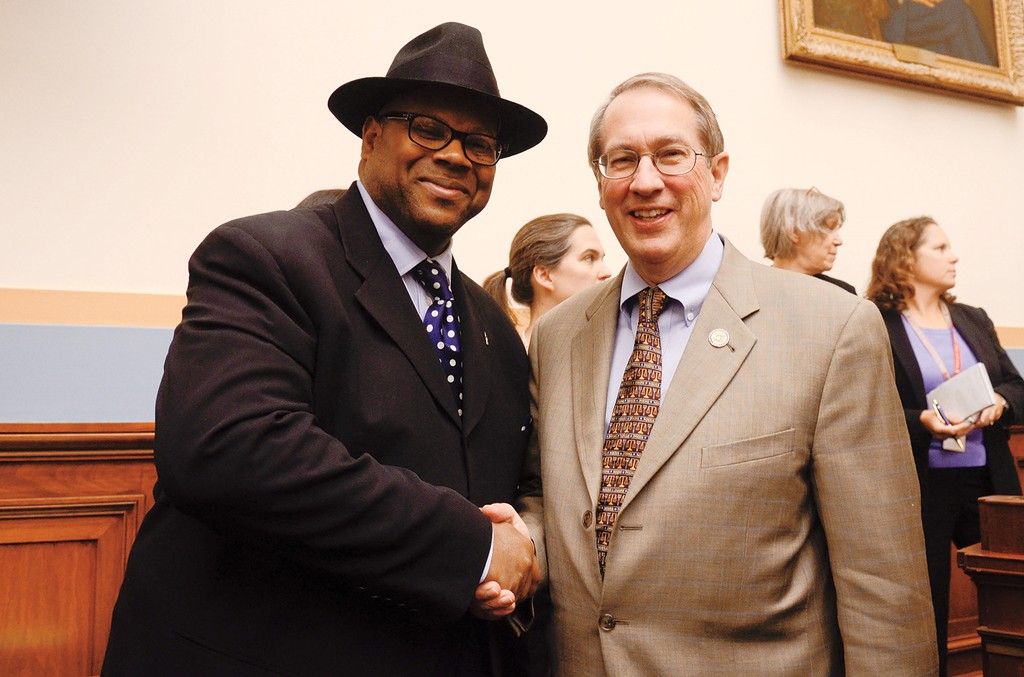 Jimmy Jam & Goodlatte