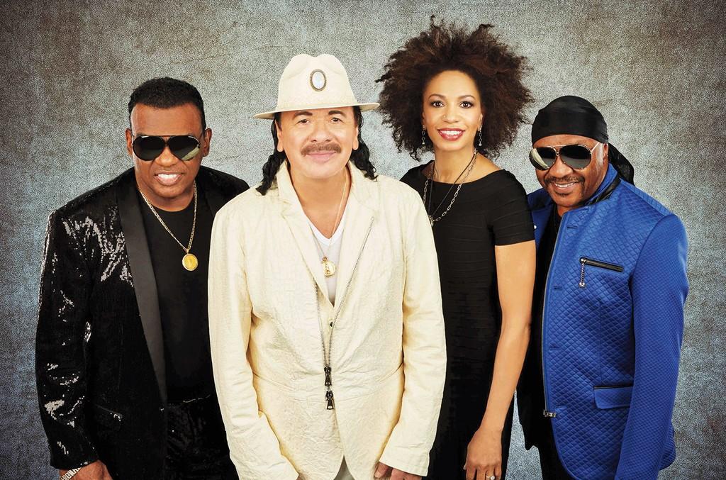 Carlos Santana & The Isley Brothers