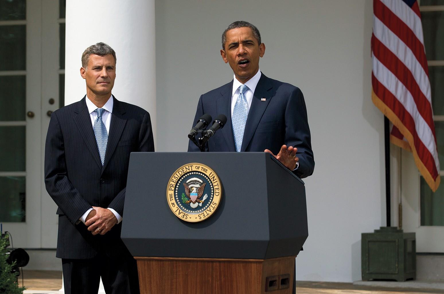 President Obama, 2011