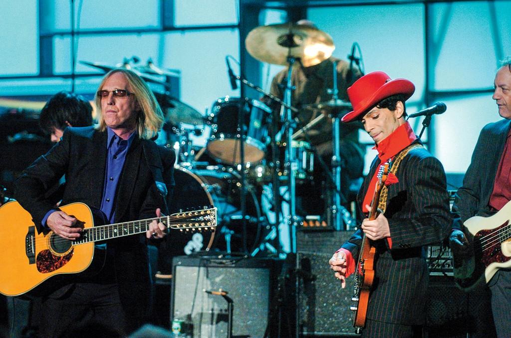 Tom Petty & Prince, 2004
