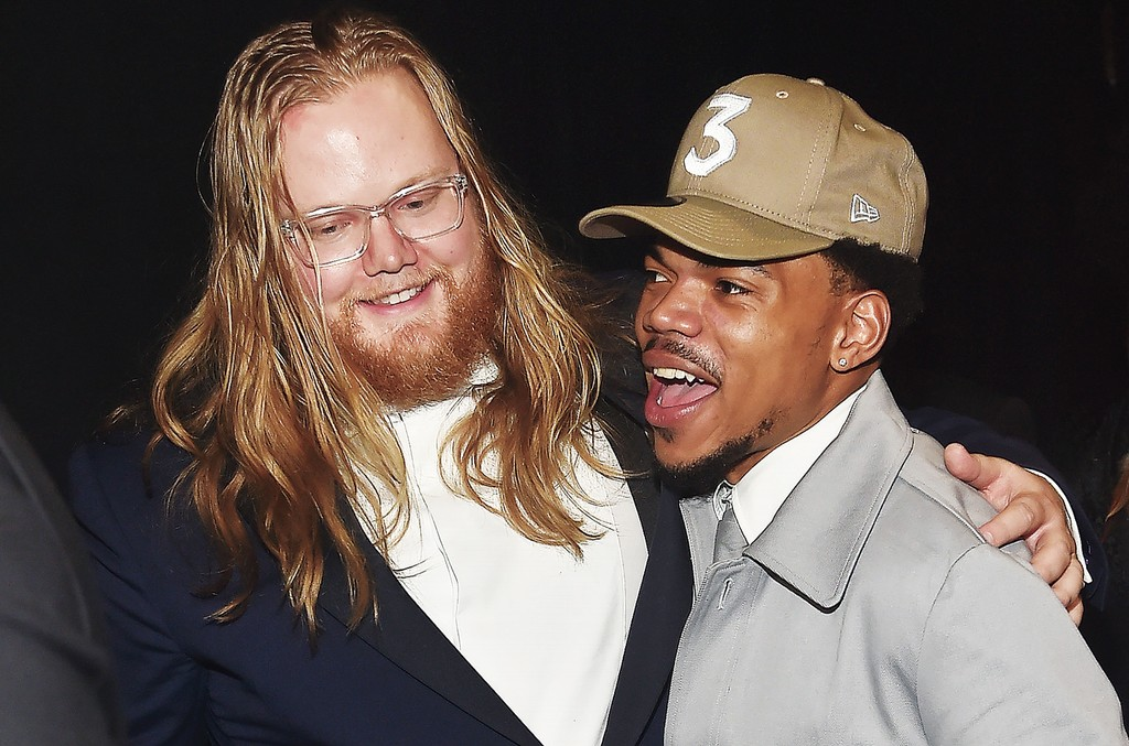 Pat Corcoran and Chance the Rapper