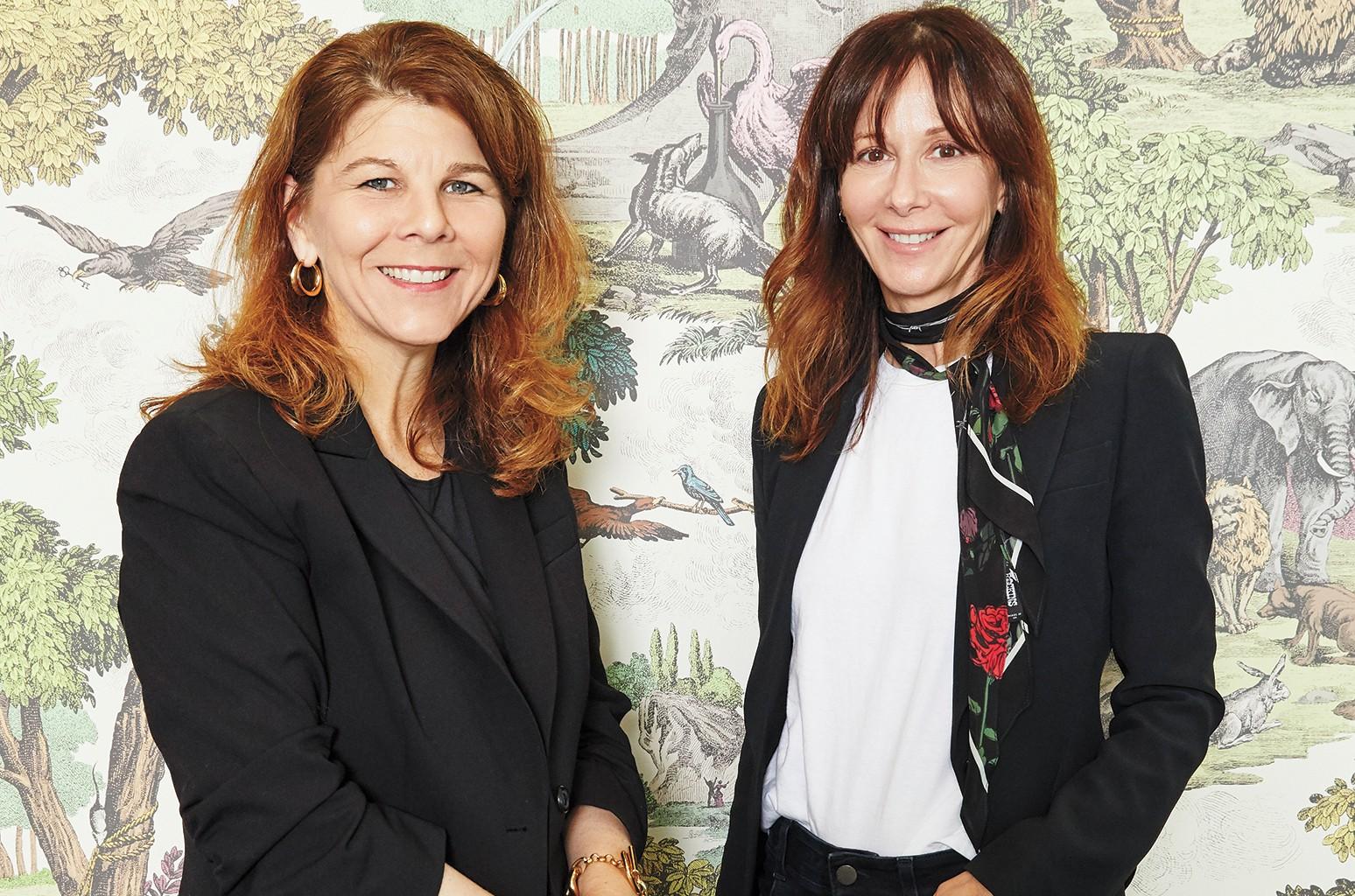 Stacy Smith & Jody Gerson
