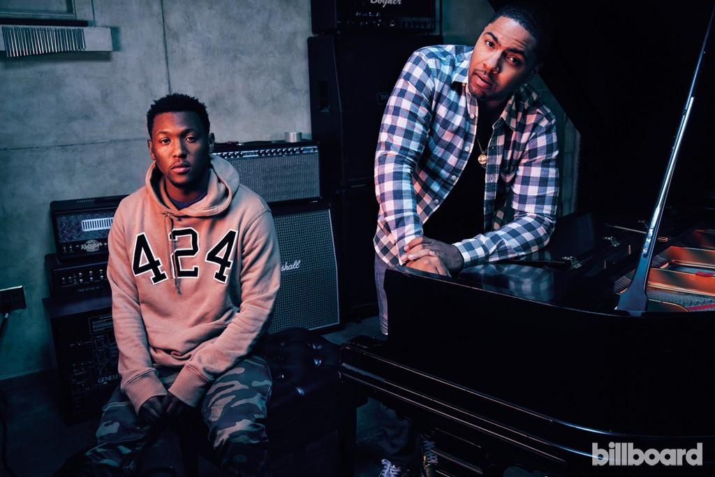 Hit-Boy & Sterling Simms