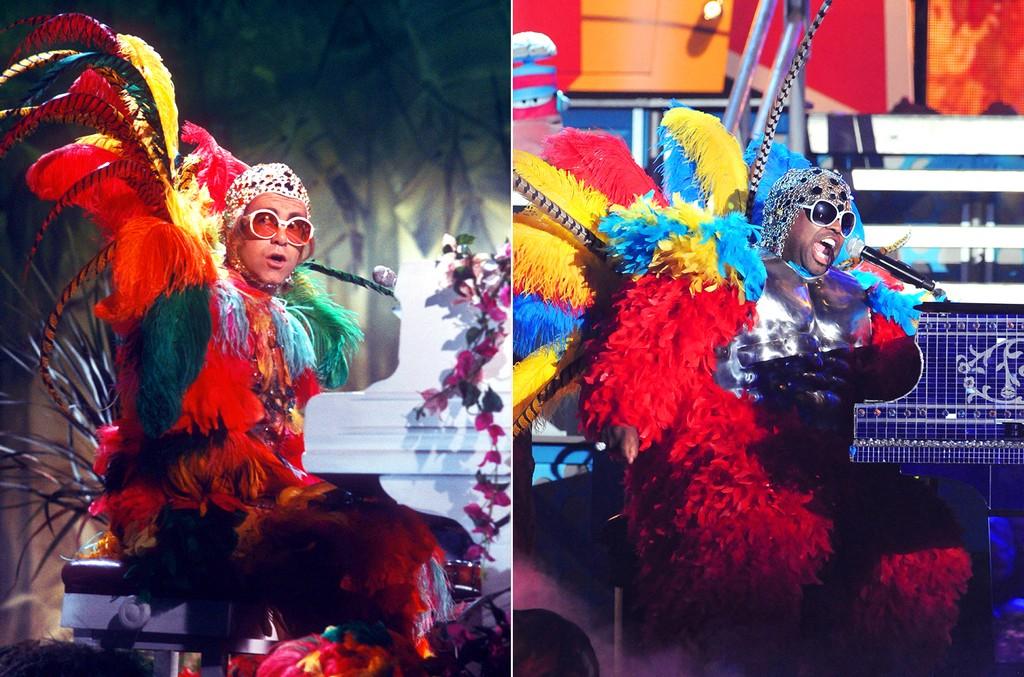 Elton John & Cee Lo