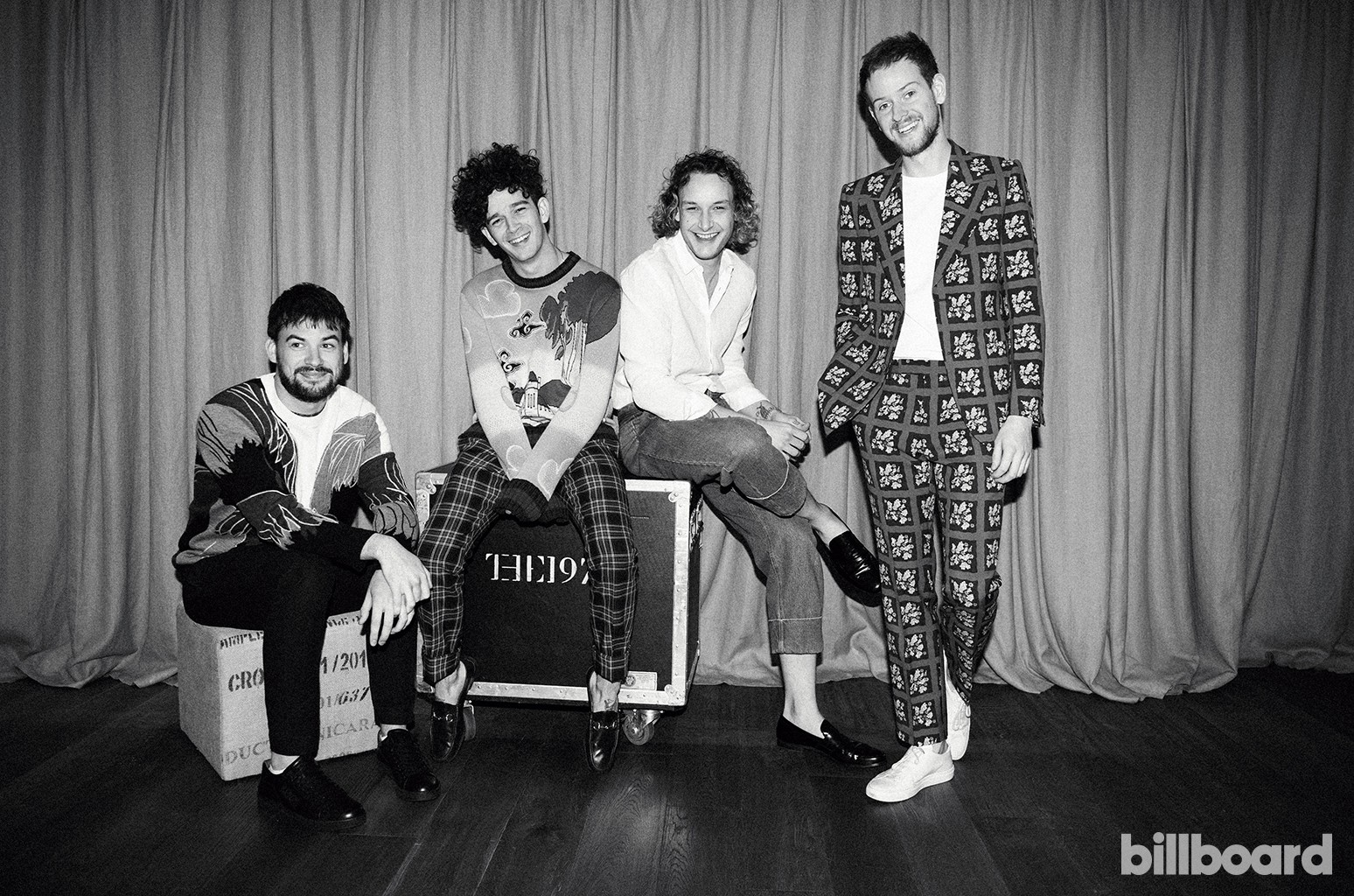 The 1975 Announce New Album Music For Cars Billboard Billboard