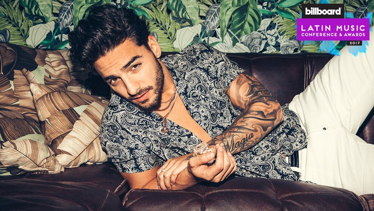 <p>Maluma photographed March 27 at Doheny Room in West Hollywood.&nbsp&#x3B;</p>