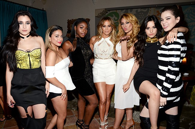 Nick JOnas BBMA After Party Fifth Harmony JLo Haliee Steinfeld