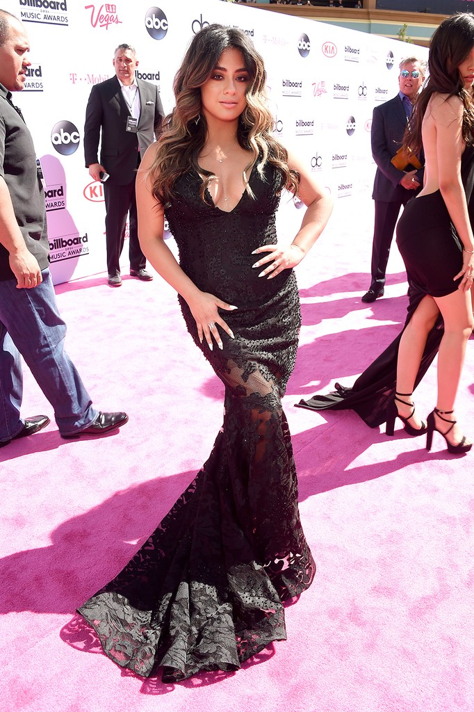 Ally Brooke of Fifth Harmony, Red Carpet