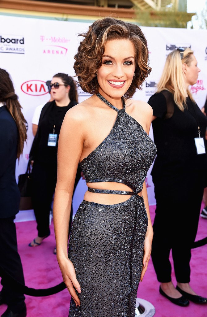 Betty Cantrell, BBMA Red Carpet 2016