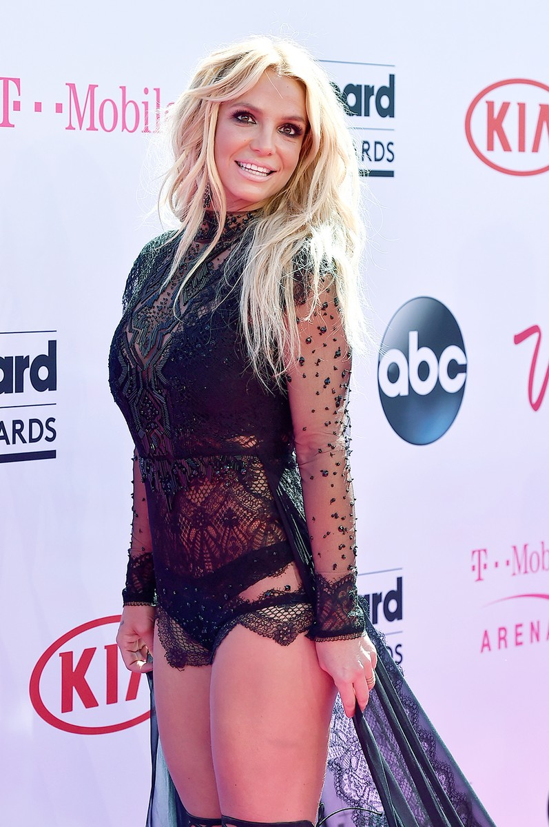 Britney Spears, BBMA Red Carpet 2016