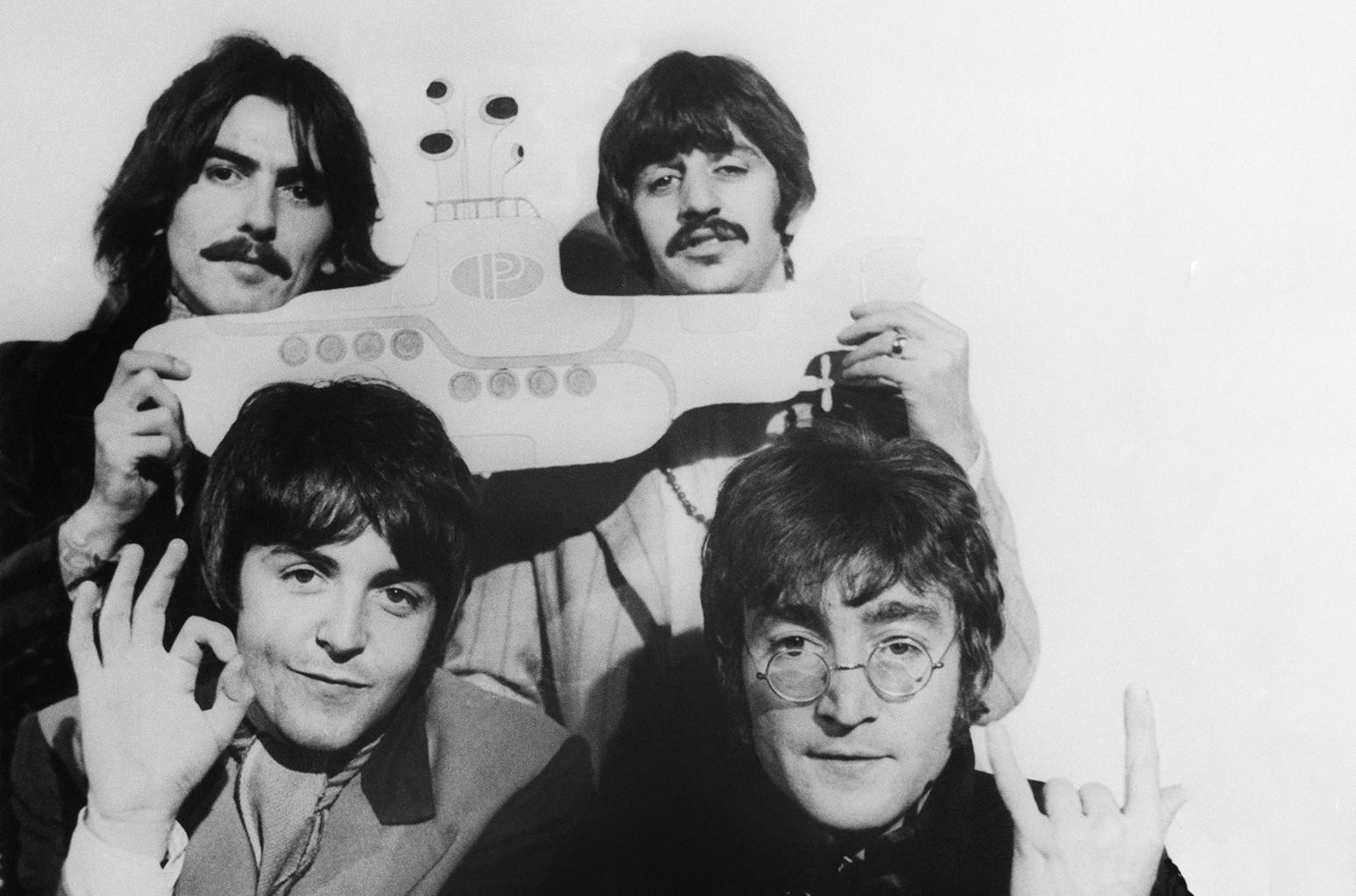 Beatles Yellow Submarine