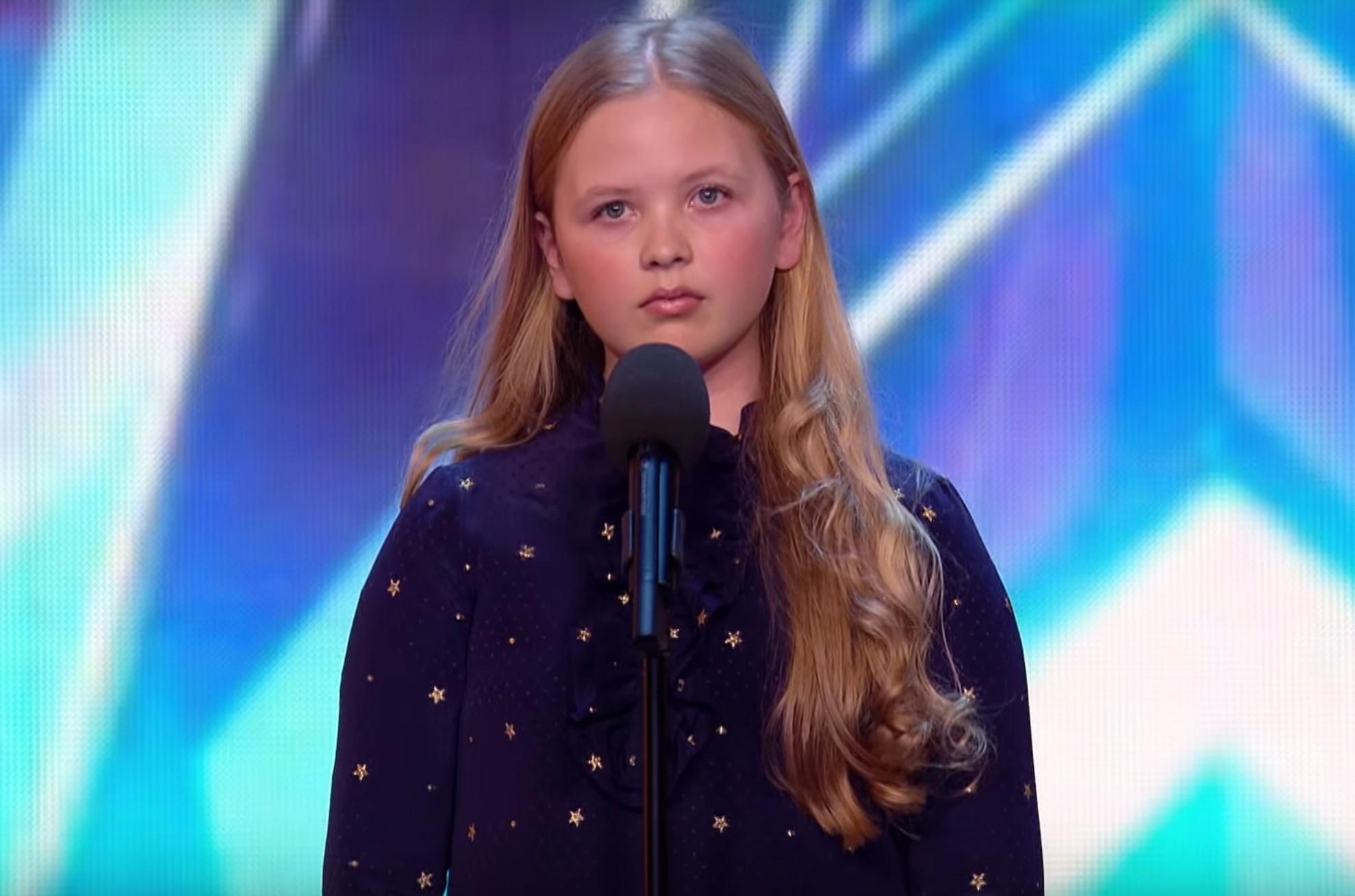 Beau Dermott Britain's Got Talent 2016