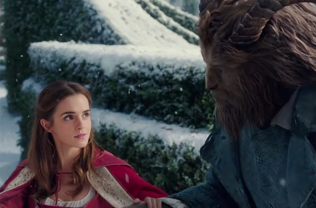 'Beauty and the Beast' Trailer