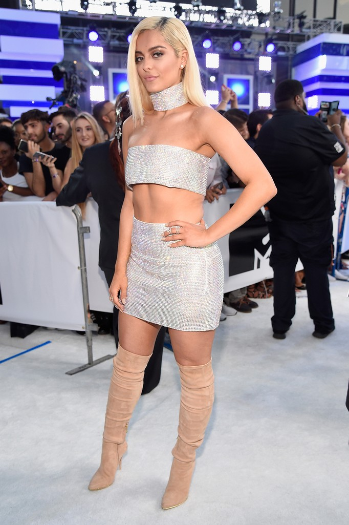 Bebe Rexna attends the 2016 MTV Video Music Awards
