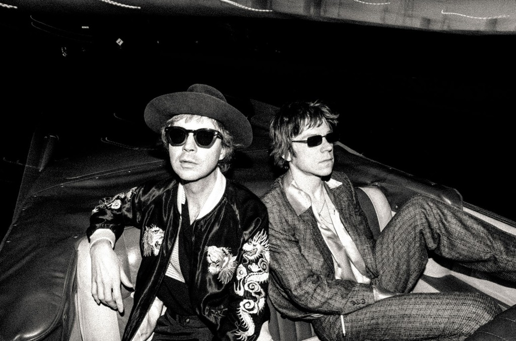 Beck Cage the Elephant
