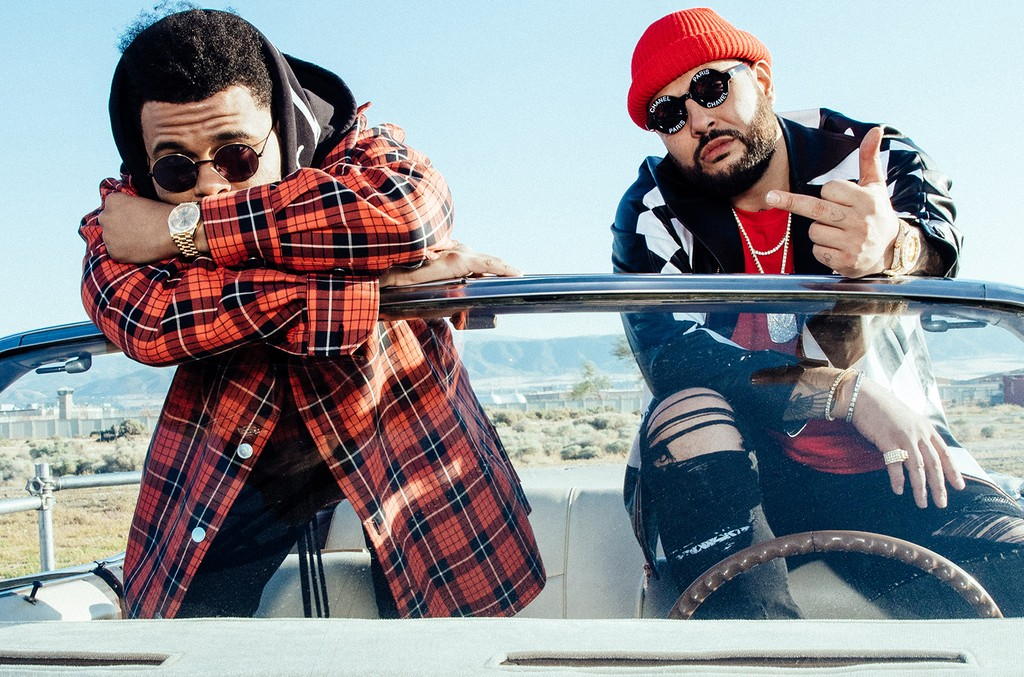 The Weeknd and Belly