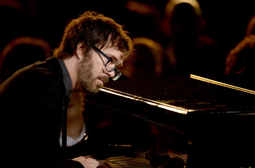 Ben Folds performs at the 2016 Billboard Music Awards