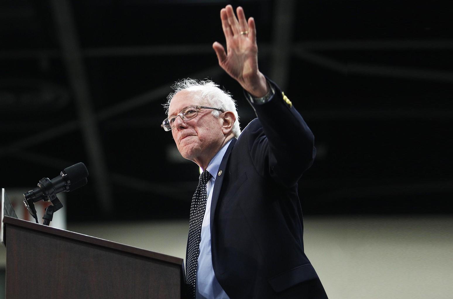 Bernie Sanders in Ohio