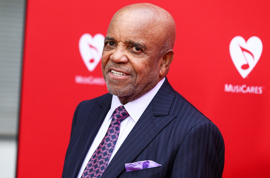 Berry Gordy attends the 12th Annual MusiCares MAP Fund Benefit Concert held at The Novo by Microsoft on May 19, 2016 in Los Angeles.