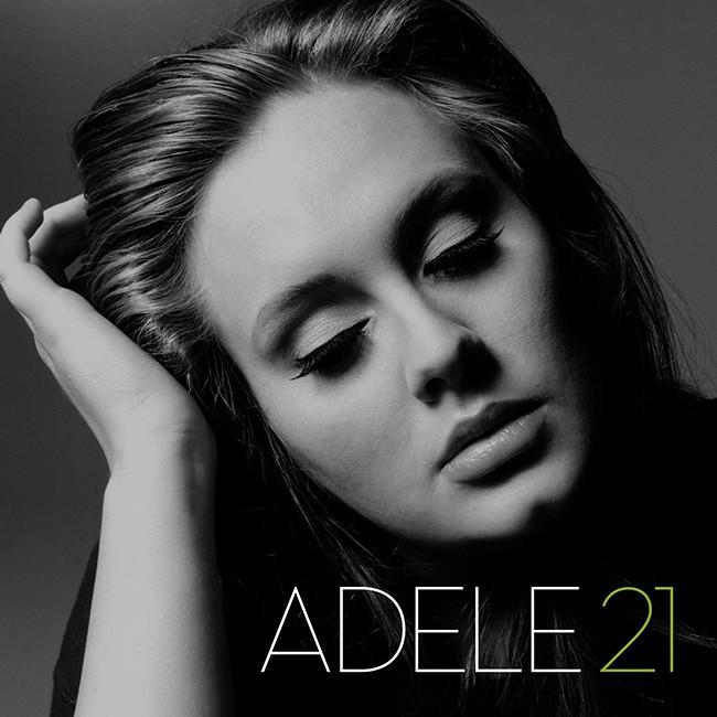 3. Adele, 21