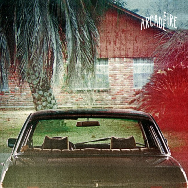 7. Arcade Fire, The Suburbs