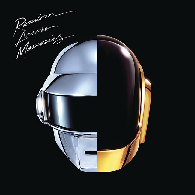 9. Daft Punk, Random Access Memories